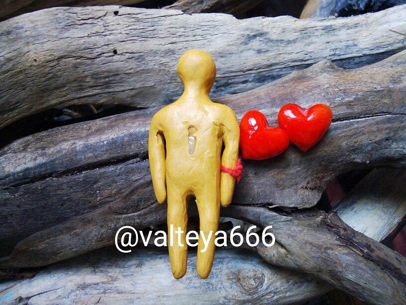 эзотерика - Куклы-талисманы для привлечения благ. Черный Вольт и бамбуковые иглы для пожизненно  - Страница 2 AciVYMkm6z4