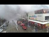 Пожарная сигнализация в ТЦ в Кемерове не сработала, - очевидец