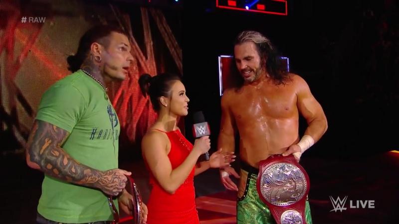 RAW: Matt Hardy vs. Sheamus - May 22, 2017