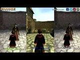 Сравнение Harry Potter and the Chamber of Secrets XBOXvs. PS2vs. GC vs. PS1