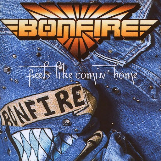 Bonfire альбом Feels Like Comin' Home