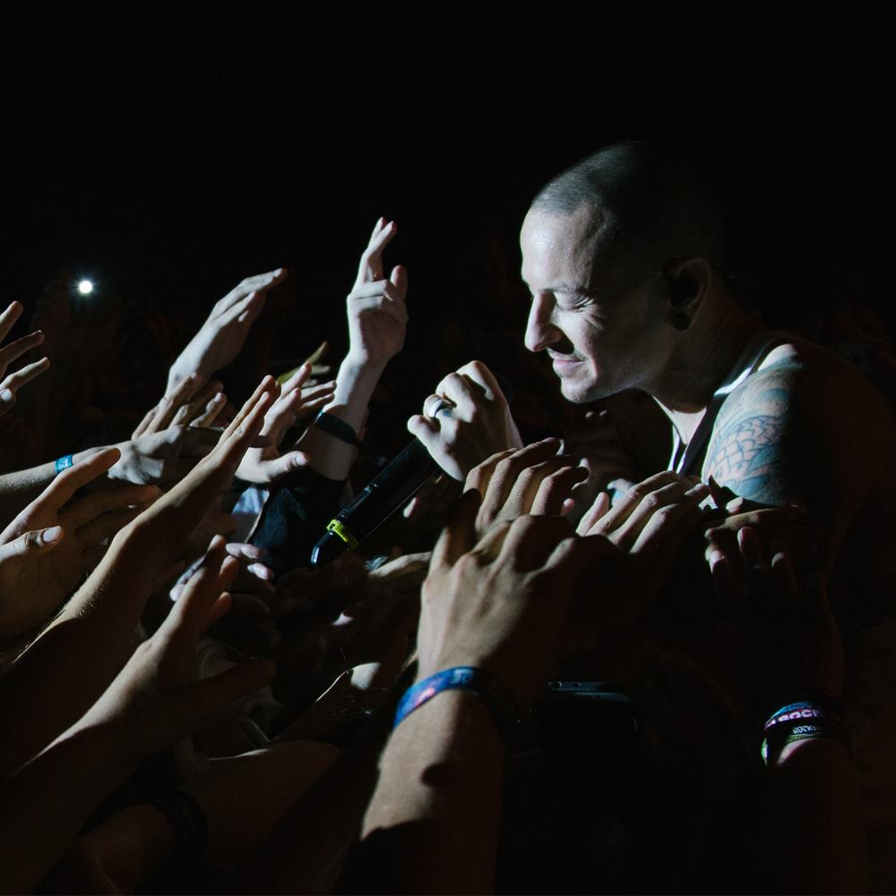 Chester Bennington dead at 41