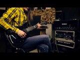 Bare Knuckle Nailbomb Sound Test (Humbuckercoil split)