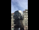 Мы назвали эту скульптуру Голова 🤣