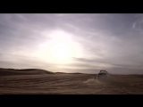 SEAT Leon X-Perience в пустыне Сахара