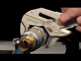 Клещи переставные - гаечный ключ, инструмент для профессионалов