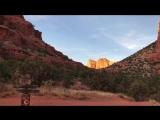 Жизнь и путешествия в Аризоне, США. Город Седона (Sedona) и красные горы