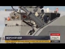 Корвет Балтфлота отразил удар с воздуха и уничтожил атакующие корабли кадры у