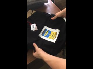 YUGE consumer soup (IKEA)