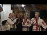 Либерж Кпадону поёт русские народные песни в своей любимой усадьбе
