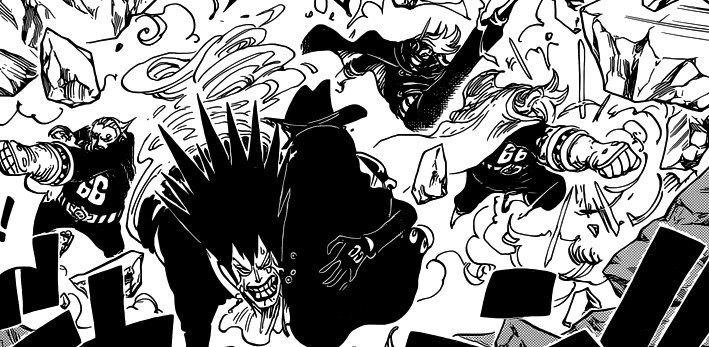 Ван пис манга 871, One Piece manga 871, Манга ван пис 871 онлайн, ван пис манга 871, манга ван пис, 871 ван пис манга