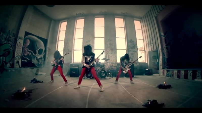 CHRONOSPHERE - Brutal Decay (OFFICIAL VIDEO)