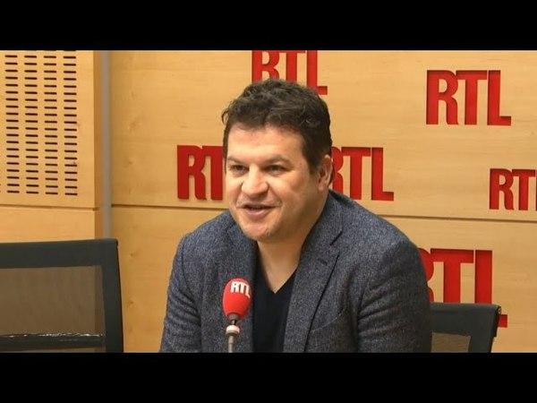 Guillaume Musso présente son nouveau roman Un appartement à Paris