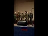 выступление 3 батальона