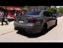 BMW E60 M5 V10 Dinan Exhaust _ INSANE Sound _ Revs