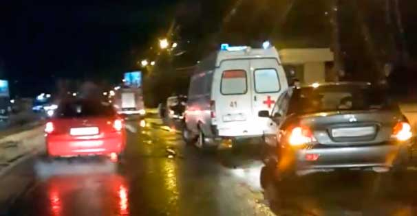 какое аварии со сбитыми пешеходами Великие Защищен