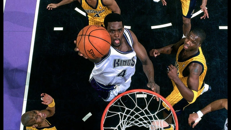 2001 - Sacramento Kings / Indiana Pacers (05/01/2001)