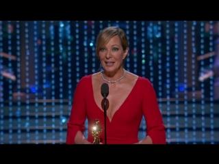 Oscar 2018: Best Supporting Actress– Allison Janney (I, Tonya)