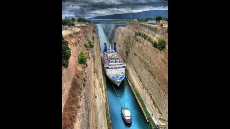 Турки роют в Стамбуле канал,рядом с Босфором.Судоходство под угрозой.Е.Я.Сатанов