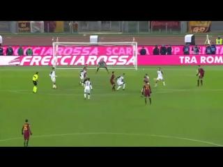 Кубок Италии. Рома - Торино 1:2 Гол Патрик Шик 20.12.2017