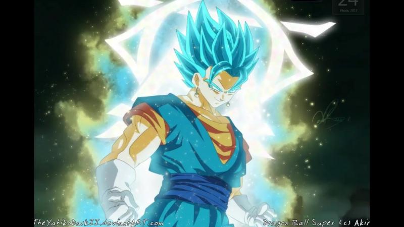 Vegeto OST Transformation Theme Goluboi Super Sayan Boga