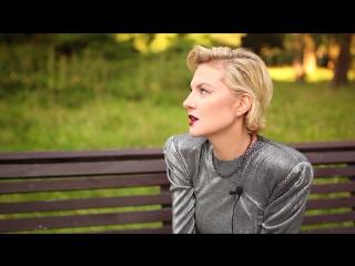 Рената Литвинова на ВДНХ
