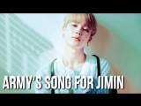 BTS ARMYs SONG TO JIMIN's BIRTHDAY (Korean and Rus Subs Available)