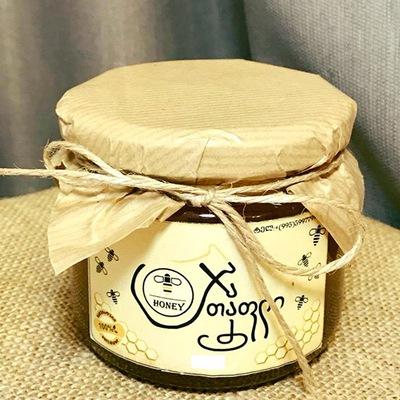 Кахетинский мед (400 гр)