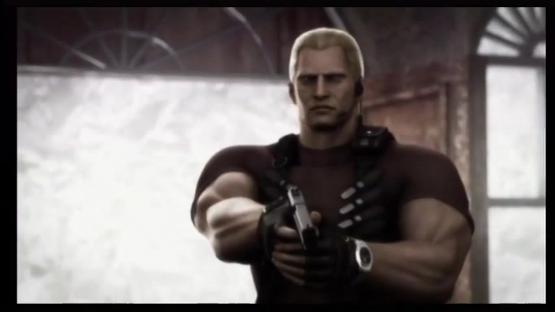 Resident Evil - The Darkside Chronicles - Operation Javier (Chapter 1) (online-video-cutter.com)