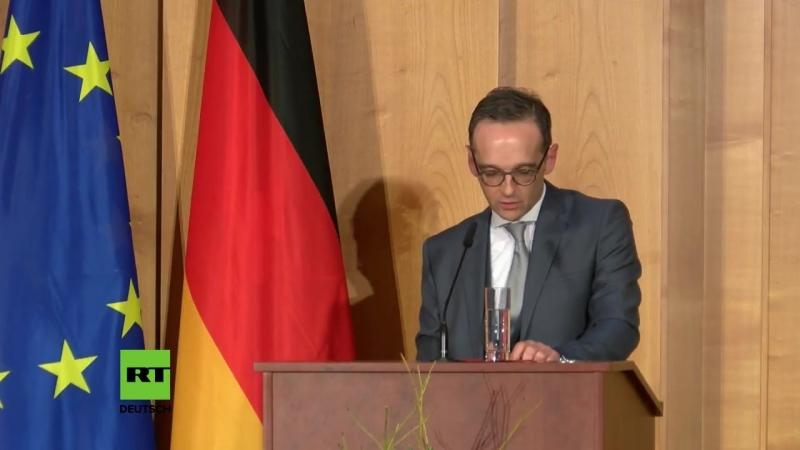 Trotz fehlender Beweise- Neuer Außenminister Maas fordert Aufklärung von Russland wegen Skripal
