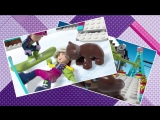 Snow Resort Ski Lift - LEGO Friends - 41324 - Product Animation
