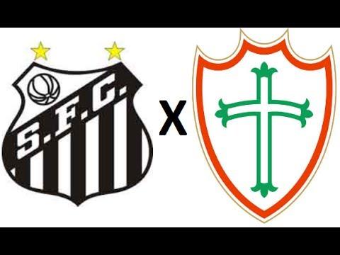 Santos 2 x 0 Portuguesa - Final Paulista 2006 (Santos Campeão) - Jogo Completo