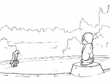 Ariel vs boy peeng