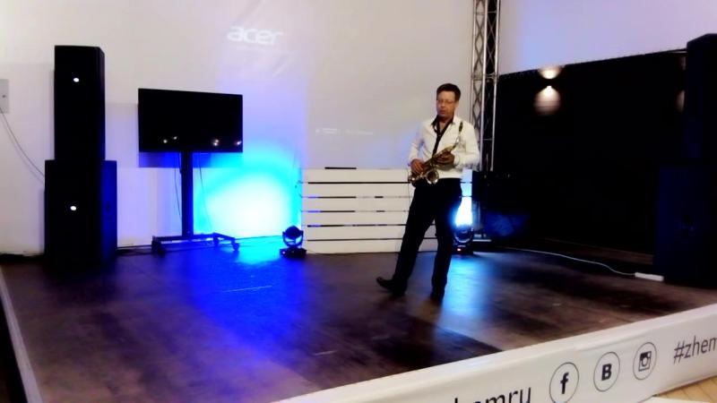 Забвение Oblivion Астор Пьяццолла сольный концерт в Гранд отеле Жемчужина в Сочи 02.09.2017