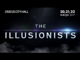 Шоу-бестселлер «The Illusionists» 20, 21, 22 января 2017 в Crocus City Hall. Трейлер 2.mp4