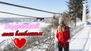 Подвесной мост влюбленных в Уфе