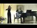 Rolf Lovland - Song from a secret garden for violin Piano