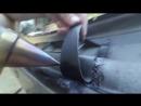 Ремонт бампера БЕСПЛАТНЫЙ и НАДЁЖНЫЙ Пайка пластмассового бампера авто Трещина в бампере.🚘