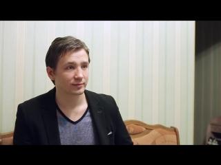 Киев.22 февраля,2018.Он должен был сидеть 9 лет. Интервью Дмитрия Васильца. ч.1 (видео Анатолия Шария)
