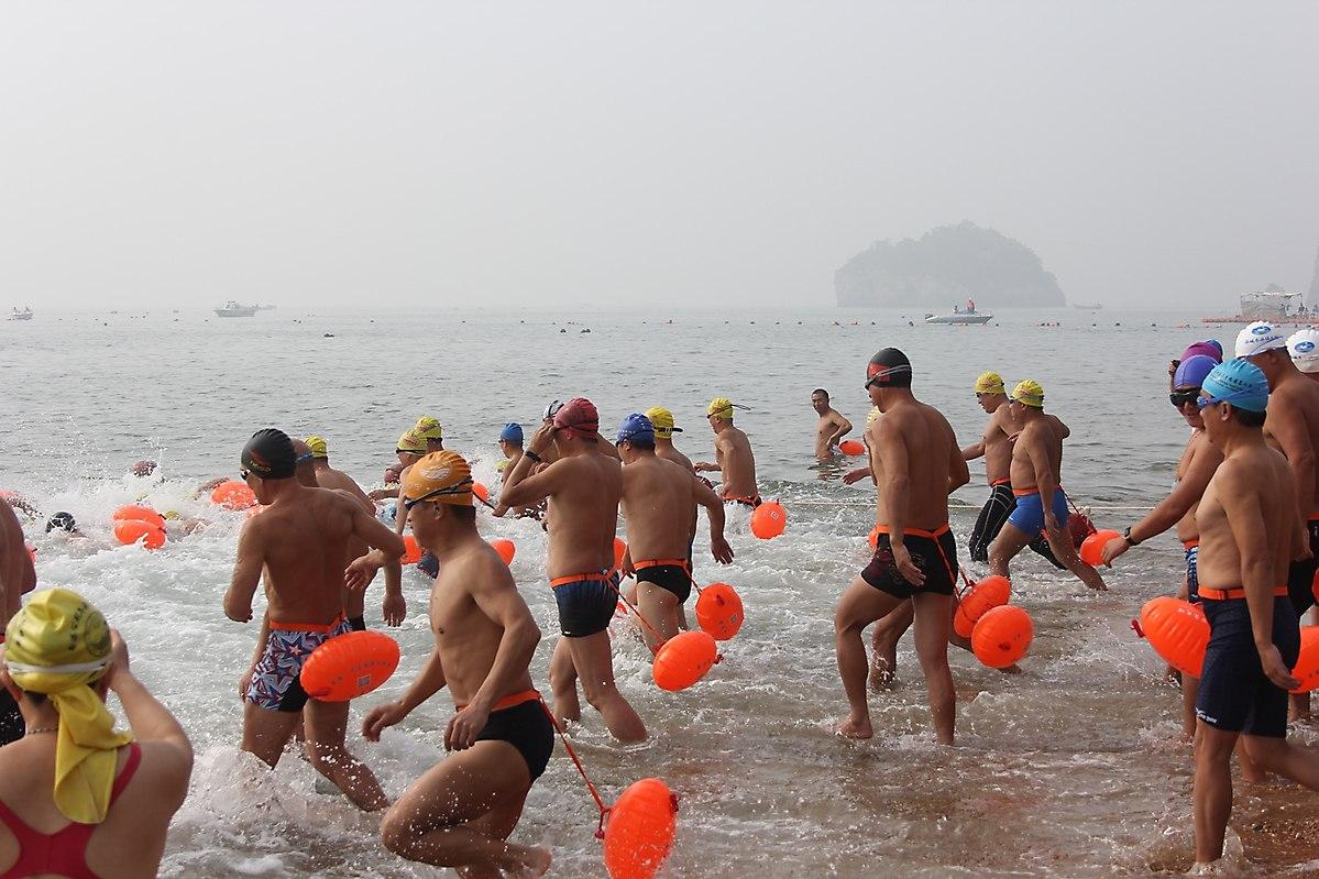 На XXIII Чемпионате Азии по зимнему плаванию