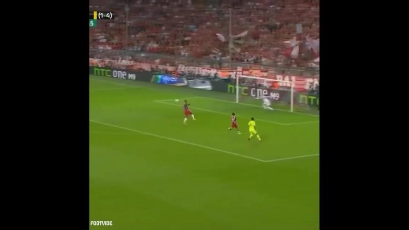 Neymar Jr v Bayern