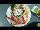 Кулинарный проект Вкус моря 03 и Орда часть 1
