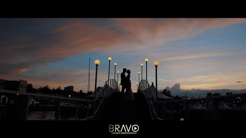 Свадебный клип _ Денис и Юля _ Bravo Cinema