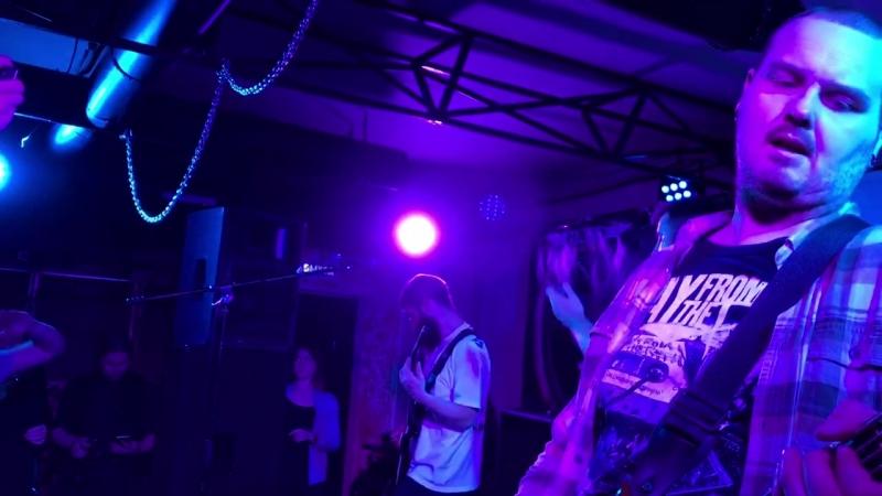 Ребелы Bailer (Ирландия) в Глазове! 23/02 @ Hard Machine Bar