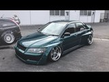Insane Static Lancer from Japan with Widebody   Clinched Flares
