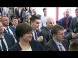 Губернатор края встретился с участниками конкурса «Лидеры России»