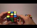 Как собрать кубик Рубика 3х3 _ Первый Крест.