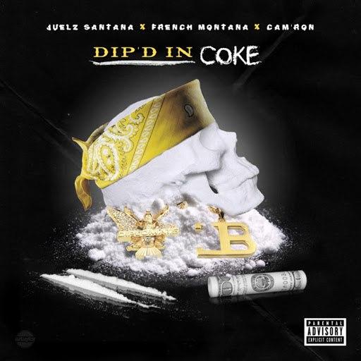 Juelz Santana альбом Dip'd in Coke (feat. Cam'ron & French Montana)