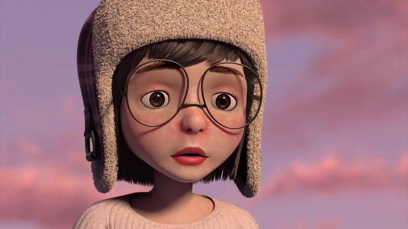 ВЗЛЕТЕТЬ короткометражный мультфильм для семьи 2015 HD