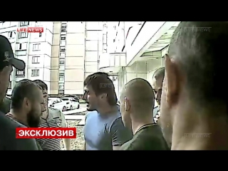Десятки охранников устроили массовую драку в Москве
